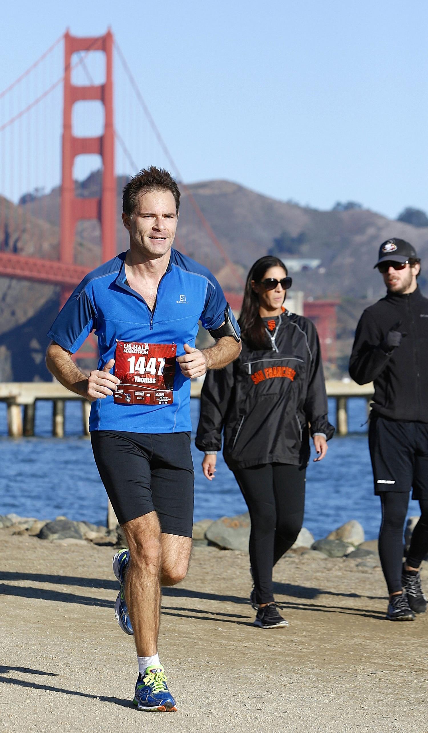 Thomas Sommeregger – US Half Marathon 2014