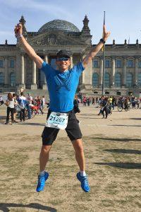 Klaus Höfler –Berlin Marathon