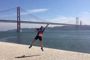 Klaus Höfler –Lissabon Halbmarathon