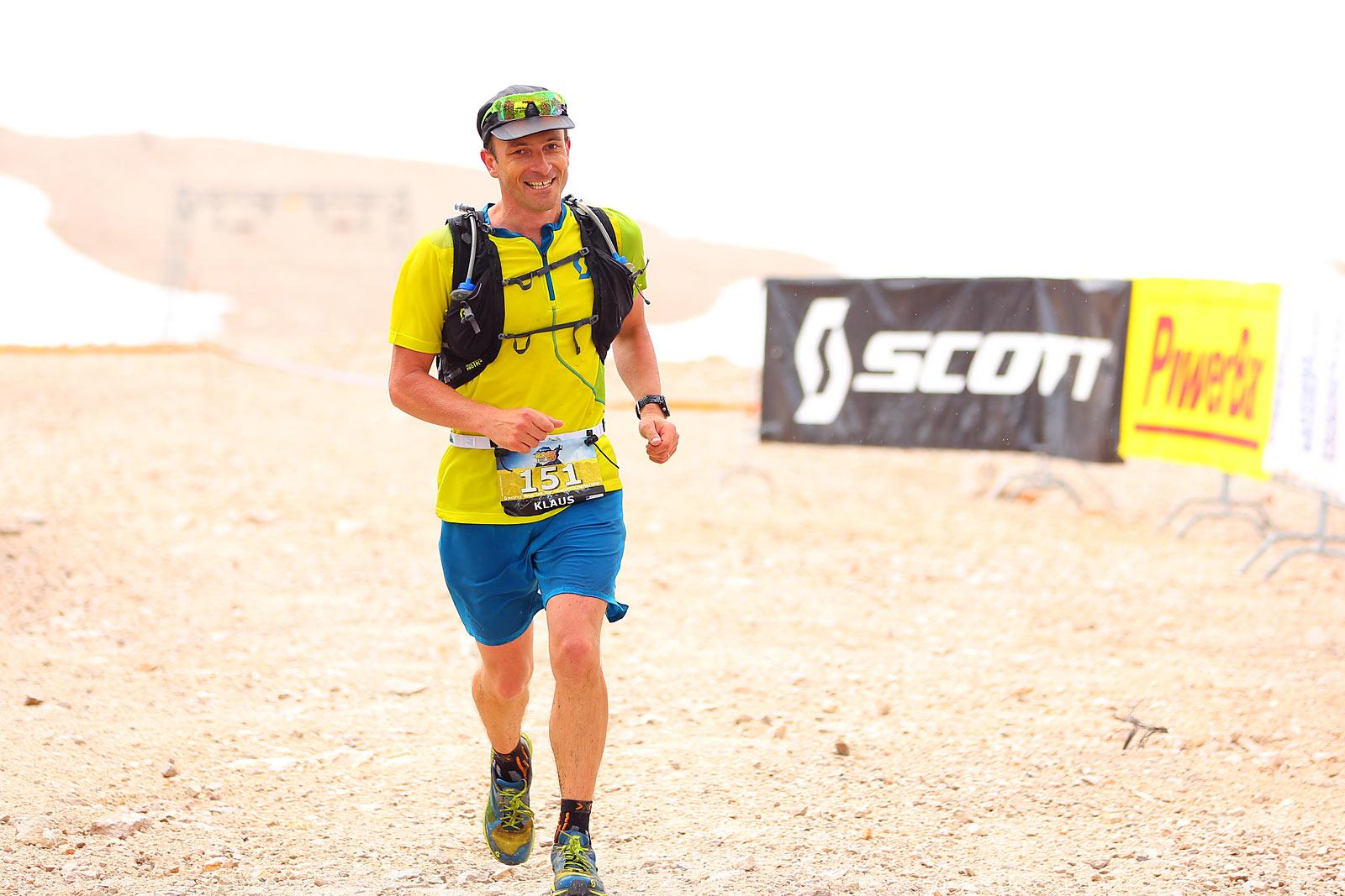 """Zugspitz """"Rock to the Top""""-Marathon Klaus Höfler –sportograf"""