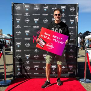 Thomas Sommeregger – Malibu Half Marathon 2017