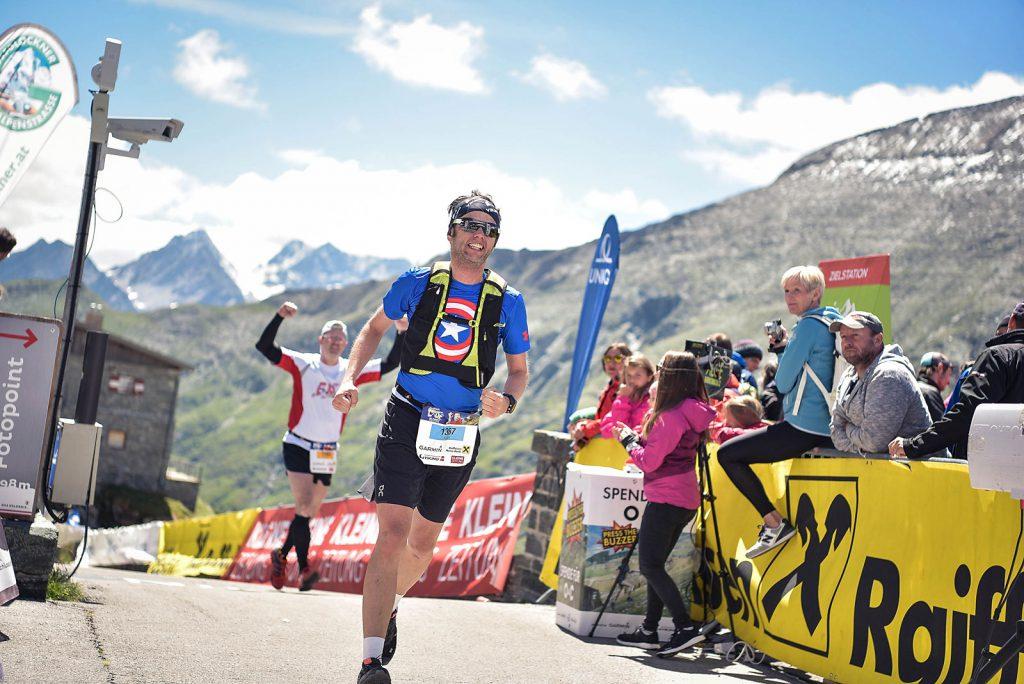 Klaus Molidor –Grossglockner Berglauf