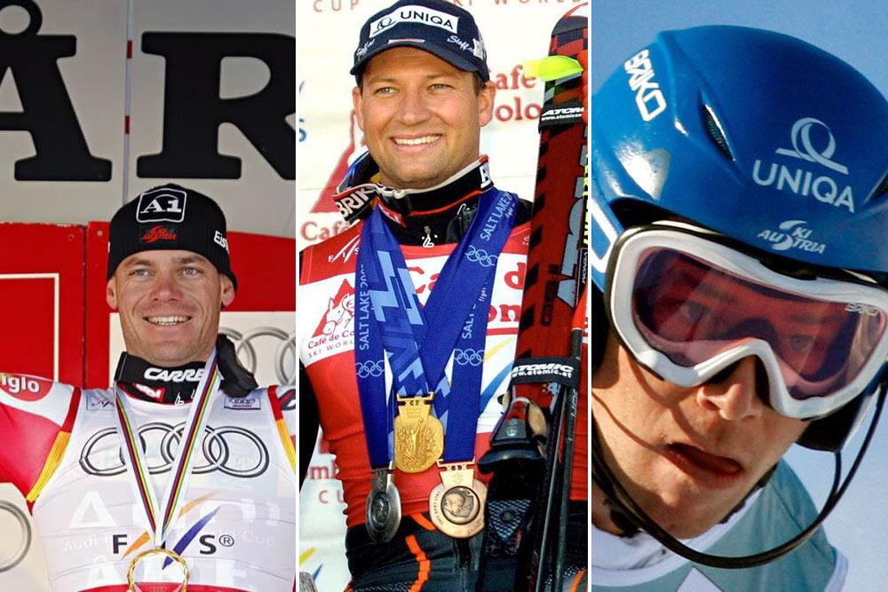 Weltmeister und Olympiasieger im Speed Interview