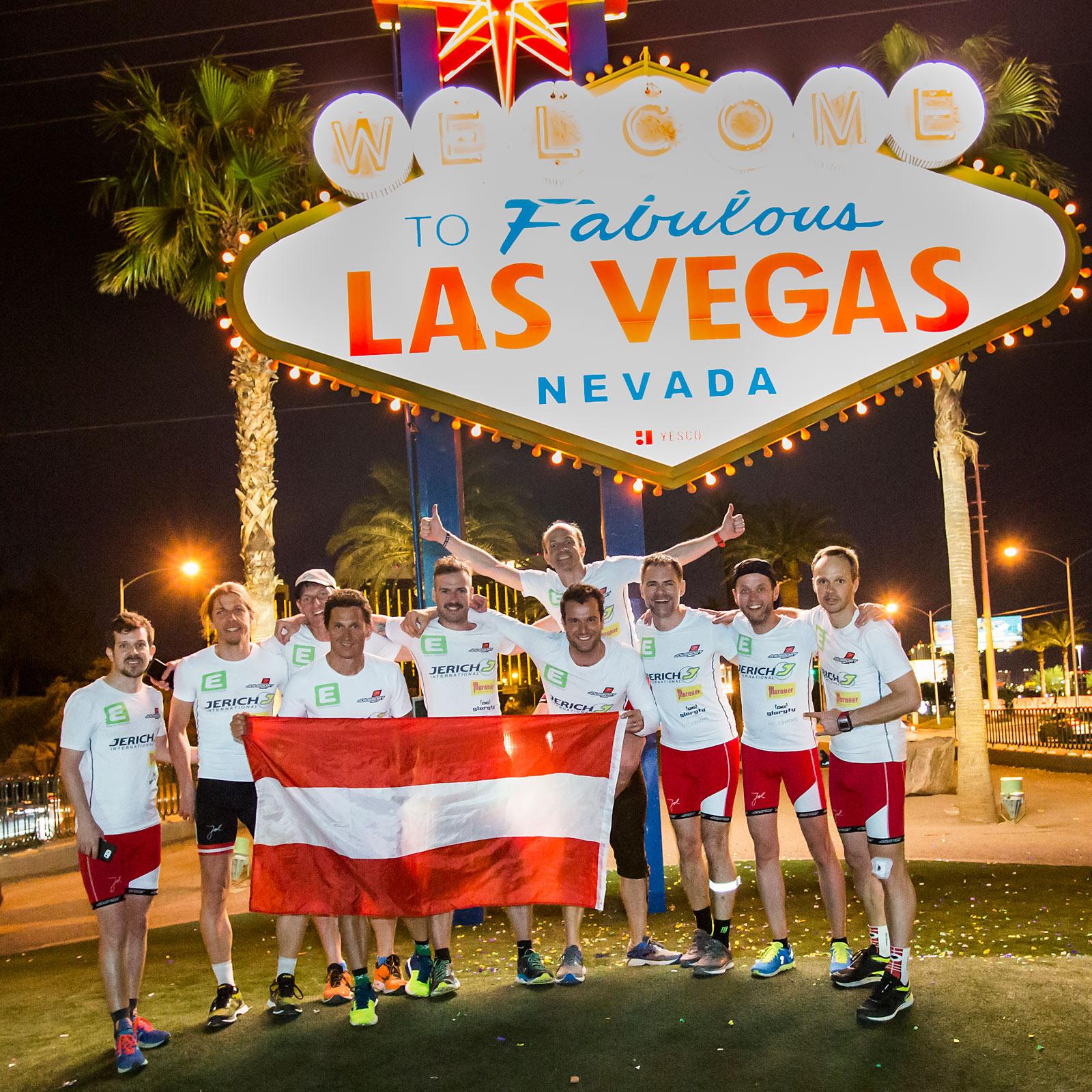 TSP 4.0 2018 –Team Austria – Welcome to Fabulous Las Vegas Nevada © Gernot Eder