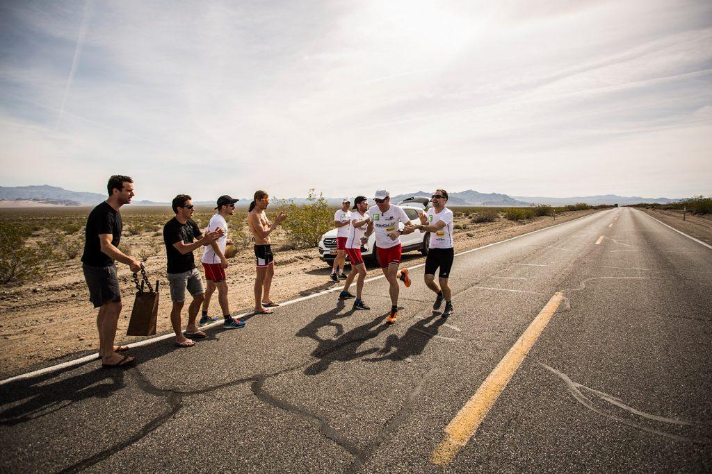 TSP 4.0 2018 –Team Austria – From L.A. to Las Vegas © Gernot Eder