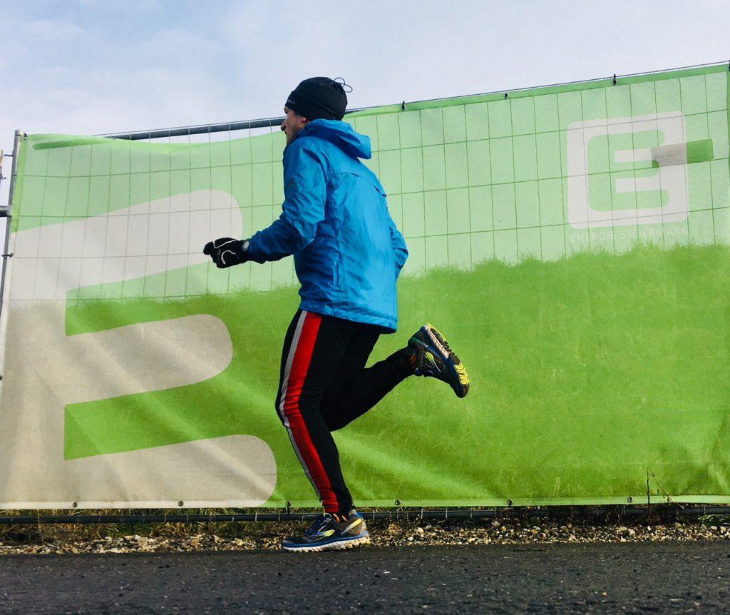 Laufen an der Mur