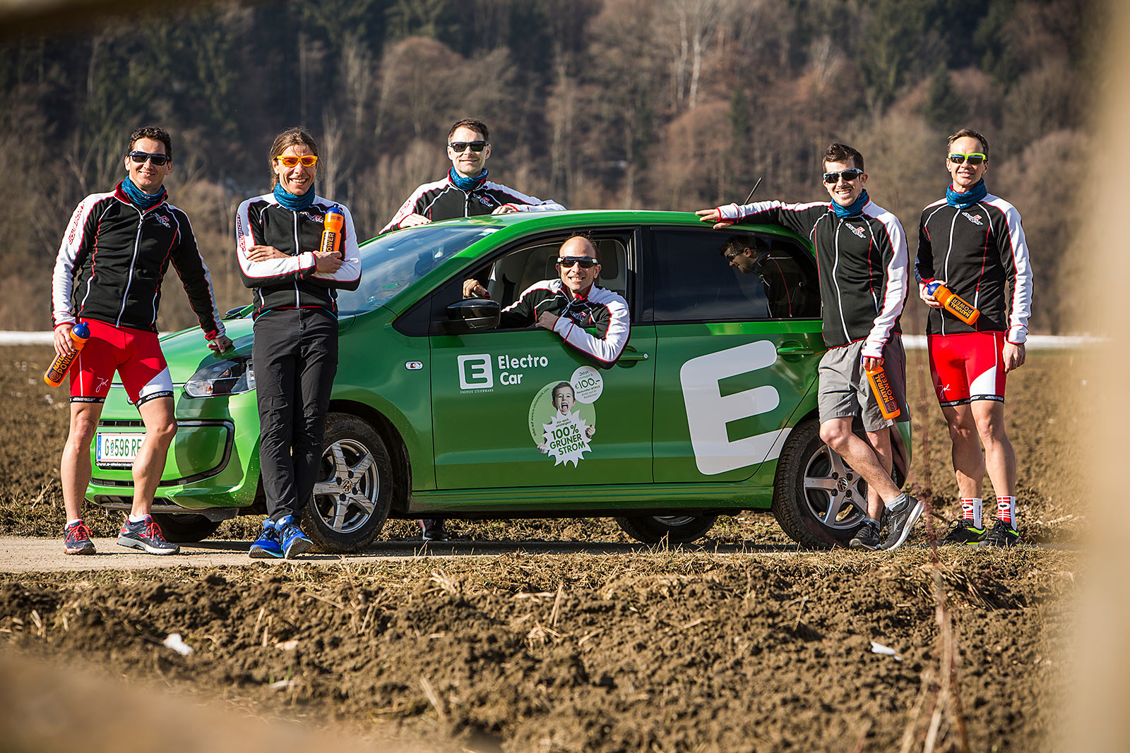 The Speed Project – Team Austria powered by Energie Steiermark © Gernot Eder